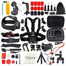 37pcs Sports Mount Accessories Tools for GoPro HERO 4 3+ 3 2 1 SJ4000 SJ5000 SJ6