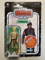 Star Wars Retro Collection: Luke Skywalker Bespin figure New 2020 Release.
