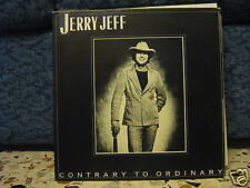 JERRY JEFF WALKER-CONTRARY TO ORDINARY-MINT 1978