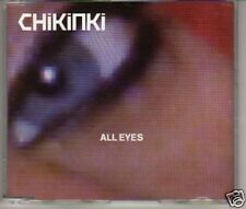 (J105) Chikinki, All Eyes - DJ CD