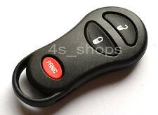 No Chip Remote Key Shell Case For Chrysler Jeep Dodge Dakota Durango 3 Button