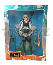 JUN PLANNING J-DOLL RUE DE CHARONNE J-602 FASHION PULLIP COLLECTION GROOVE INC