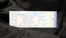 07/09/1989 Grateful Dead & Los Lobos @ Giants Stadium Ticket Stub- UNUSED