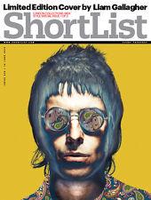ShortList,Liam Gallagher,Beady Eye,Oliver Spencer,Ferrari,Rankin,Alex Dunstan