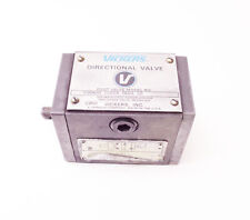 VICKERS 590423 DG2S4 012A 52 DIRECTIONAL VALVE