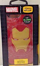 OTTERBOX Marvel Iron Man phone case - iPhone 7,8 Plus - glows in the dark - nwt