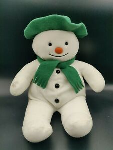 "Raymond Briggs ""The Snowman"" 16"" Plush By Eden"