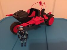 GI Joe 1986 COBRA STUN With Unbroken Flags w/Motor Viper Lot