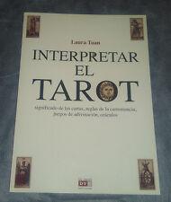 INTERPRETAR EL TAROT_Laura Tuan_Libro en Español_De Vecchi