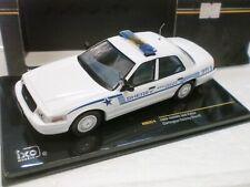 IXO 1/43 - FORD CROWN USA POLIZIA SHERIFF