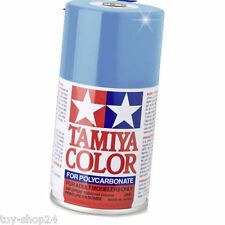 Tamiya #300086003 ps-3 100ml azul claro POLICARBONATO COLOR