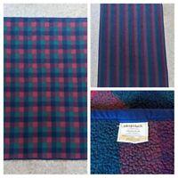 Biederlack Reversible Throw Blanket USA 77x54
