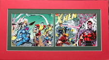 X-MEN #1 Wraparound COVER PRINT PROFESSIONALLY MATTED Marvel