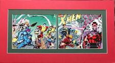 X-MEN #1 Wraparound COVER PRINT PROFESSIONALLY MATTED Marvel