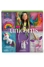 New Kids Craft Set-Ann Williams I Love Unicorns Kit-Great Quality
