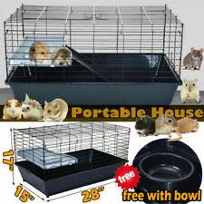 "28"" Small Animal Sugar Glider Hamster Mice Guinea Pig Gerbil Rat Critter Cage F2"