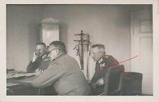 Nr.9644 Foto PK Österreich Bundesheer 1, Republik Offiziere Orden Schreibstube