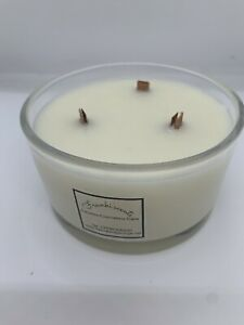 Highly scented, handmade, 3 Wick, Soy Wax, Malone-like Candles