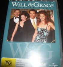 Will And & Grace Season Series Two 2 (Australia Region 4) DVD – New