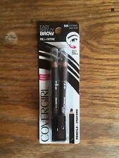 Covergirl Easy Breezy Brow Full And Define Rich Brown
