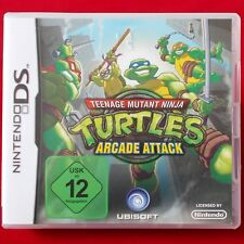 Nintendo DS ► Teenage Mutant Ninja Turtles: Arcade Attack ◄ Lite|DSi XL|3DS