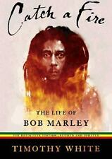 Catch a Fire : The Life of Bob Marley by Timothy White (2013, MP3 CD,...
