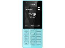 "New Nokia 216 2G Mobile Phone Black 2.4"" Display Built In Torchlight Sim Free"