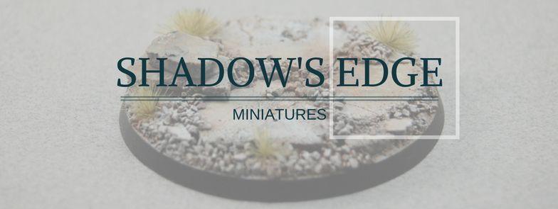 Shadow's Edge Miniatures