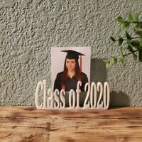 Class of 2020 Graduate Picture Holder/Display-Wallet Photo-Many Colors Available