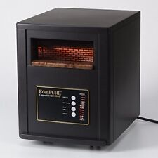 EdenPURE A5551 CopperSMART 1000 Heater with Solid Copper PTC and Remote