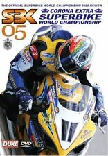 Superbike World Championship - Official review 2005 (New DVD) SBK Motorcycle