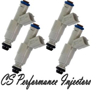 OEM Bosch Fuel Injectors Set (4) For 2001-2004 Mazda B2300 2.3L I4 01 02 03 04