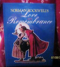 Norman Rockwell Artist and Illustrator LARGE Book Hardcover *1st Edition 1985
