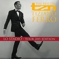 Tiziano Ferro - TZN: Lo Stadio - Tour 2015 Edition [New CD] Italy - Import