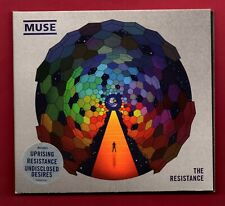 "MUSE - The Resistance (2009 11 trk CD album incl. ""Undisclosed Desires"")"