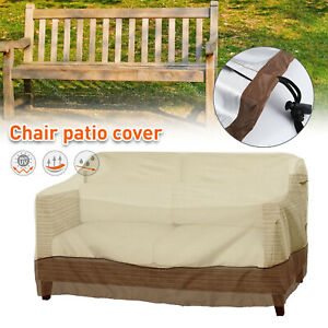 Loveseat Cover Sofa Cover Slipcover Patio Sofa Couch Covers Waterproof Dustproof