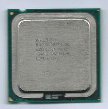 Processeur Intel Core2Duo 6300  1.86 GHZ /2 Mo/1066 - Socket LGA 775 - SL9SA