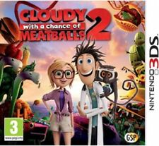 Cloudy with a Chance of Meatballs 2 | Nintendo 3DS New (4)