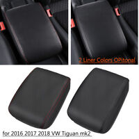 Center Console Seat Support Armrest Box Cover For 2016 2017 2018 VW Tiguan   *