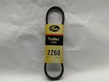 """New 1/2"""" X 26"""" Gates Truflex V-Belt For Lawn Mowers/Other Applications"""