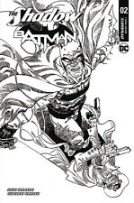 Shadow Batman #2 Dynamite Comics 1:30 Variant Cover Artyom Trakhanov Sketch