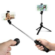 Remote Controlled Retractable  Selfie Stick Tripod 360 Rotation 70cm