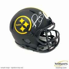 Bud Dupree Signed Pittsburgh Steelers Eclipse Speed Mini Helmet