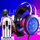 NUBWO N1 computer game headset,Black glowing star edition