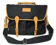 🔴 Muholland Brothers Anglers Bag Messenger Shoulder Satchel Canvas Leather