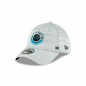 CAROLINA PANTHERS NFL NEW ERA ROAD SIDELINE 39THIRTY STRETCH FIT HAT ALL SIZES