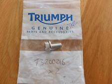 Triumph, T3200216, Bolt HHF M8 x 16 SS, Adventure Legend Rocket 3 Thunderbird