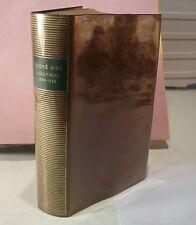 La Pleiade: Journal 1889 -1939. André Gide …World FREE Shipping*