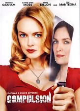 NEW DVD // Compulsion // Heather Graham, Carrie-Anne Moss, Kevin Dillon, Kate Tr