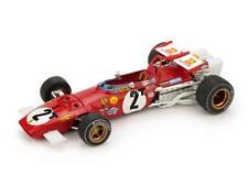 Ferrari 312B GP Italia 1970 Jacky Ickx T-Car #2 Brumm 1:43 R313TB